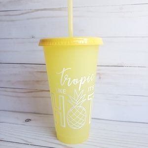 Color changing cup